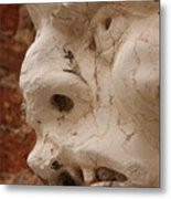 Face On San Trovaso Bell Tower Metal Print
