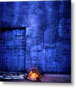 Faces In The Foam. Gary Indiana Metal Print