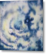 Faces Of Creation Metal Print