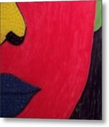 Faces of Eve IV Metal Print