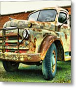 Faded Relic  Metal Print