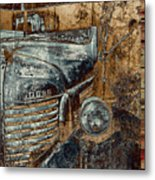 Fading Dodge Metal Print