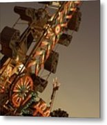 Fair Lights Metal Print