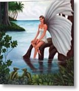 Fairies Glade Metal Print