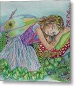 Fairy Dreams Metal Print