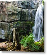 Fairy Waterfall Metal Print