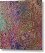 Fairy Wings- Digital Art Metal Print