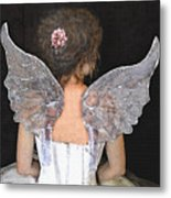 Fairy Wings Metal Print