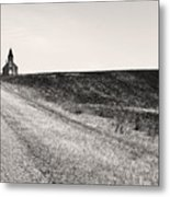 Faith In Motion  Metal Print