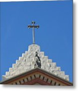 Faith In The Sky Metal Print