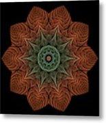 Fall Blossom Zxk-4310-2a Metal Print