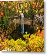 Fall Creek Falls Metal Print