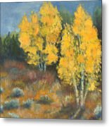 Fall Delight Metal Print