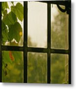 Fall Escape Metal Print