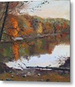 Fall In 7 Lakes Metal Print