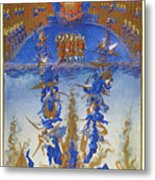 Fall Of Rebel Angels Metal Print