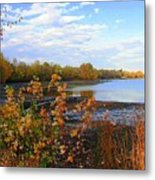 Fall Picture Metal Print