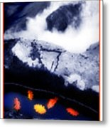 Fall Quintet Metal Print