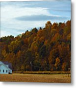 Fall Southeast Ohio Metal Print