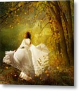 Fall Splendor Metal Print by Mary Hood