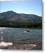 Fallen Leaf Lake - South Lake Tahoe Metal Print