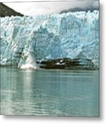Falling Ice 8421 Metal Print