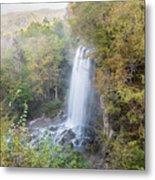 Falling Spring Falls Metal Print