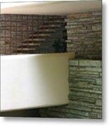 Fallingwater Flw II Metal Print