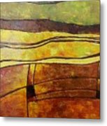 Fallow Ground Metal Print