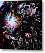 Falon The Magician. Metal Print