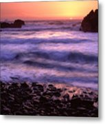 False Klamath Cove Metal Print