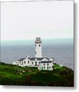 Fanad Head Lighthouse Metal Print