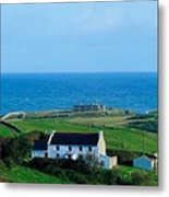 Fanad Lighthouse, Fanad, County Donegal Metal Print