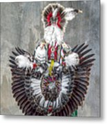 Fancy Dancer Metal Print
