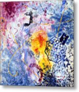 Fantaisies Metal Print