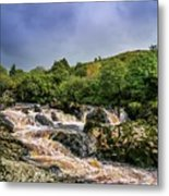Fantastic River Metal Print