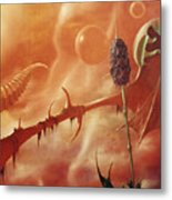 Fantasy 6 Metal Print
