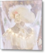 Fantasy Bride Metal Print