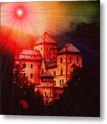 Fantasy Castle For Mandy Maxwell H B Metal Print