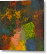 Fantasy Of Colors Metal Print