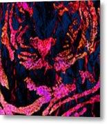 Fantasy Tiger 1 Metal Print