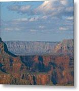 Far Off Canyon Metal Print