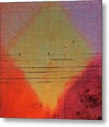 Far West Blvd. Metal Print