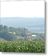 Farm Country Metal Print