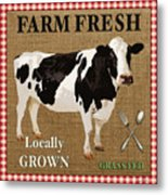 Farm Fresh-jp2381 Metal Print