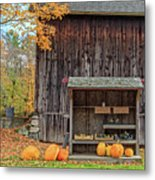 Farm Stand Etna New Hampshire Metal Print