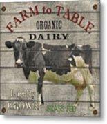 Farm To Table Dairy-jp2629 Metal Print
