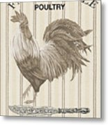 Farm To Table-jp2110 Metal Print