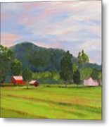 Farm, Washington County Metal Print
