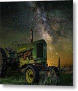 Farming The Rift 3 Metal Print